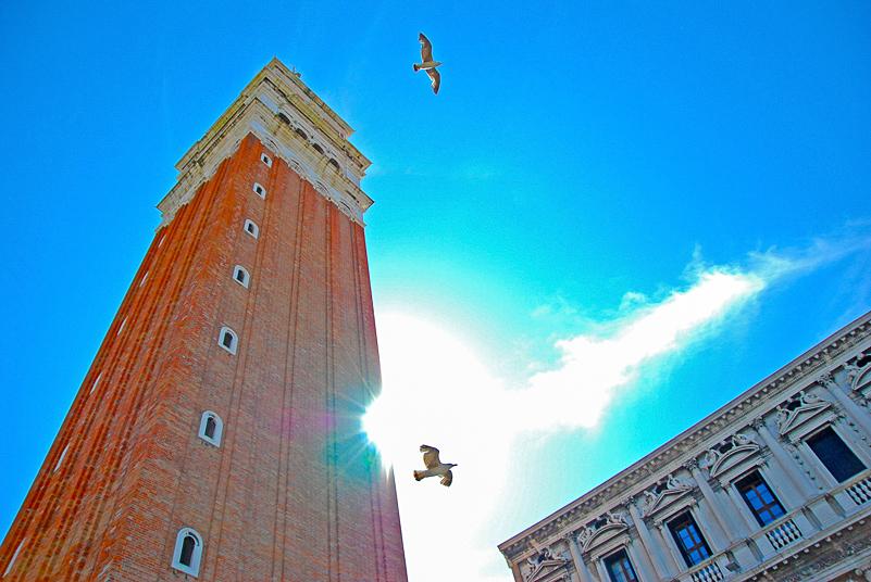umschwärmter campanile